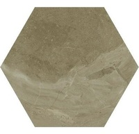 плитка G-Stone Brown Hexagonal