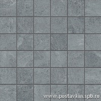 плитка Burlington Grey Mosaico 5x5