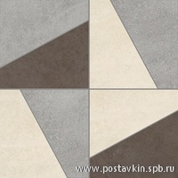 плитка Microcement Light Mosaico Poly