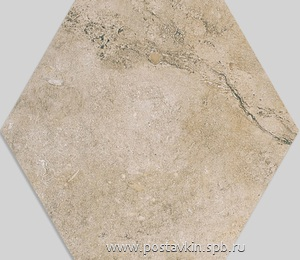 плитка Neocountry Beige Hexagonal