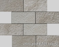 плитка Neocountry Grey Mosaico 7,5x15