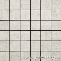 плитка Outdoor White Mosaico