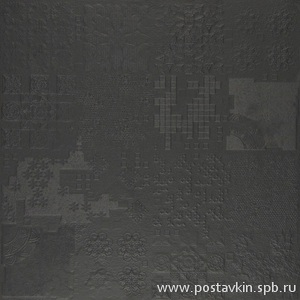 плитка Rendering Black Decor