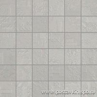 плитка Rendering Grey Mosaico Decor