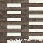 плитка Rovere Brown Decape Mosaico Link
