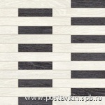 плитка Rovere White Decape Mosaico Link