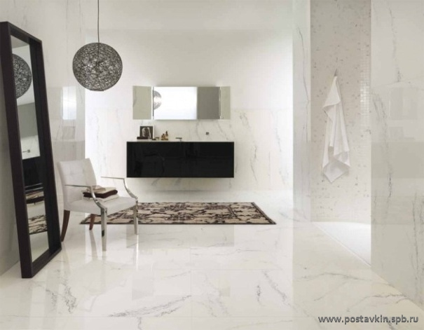 плитка Ariostea Innovative Slabs в интерьере