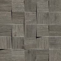 плитка Axi Mosaico 3d Grey Timber
