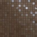 плитка Dwell Brown Leather Mosaico Q