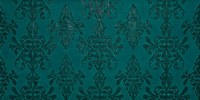 плитка Ewall Petroleum Green Damask