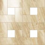 плитка Supernova Marble Floor S.M. Mosaic Elegant Honey