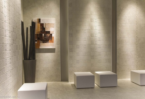 плитка Colorker Travertine Stone в интерьере