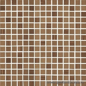 плитка 1000Tracce 301028 Mosaico Millle Caffe