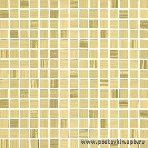 плитка 1000Tracce 301028 Mosaico Millle Giallo
