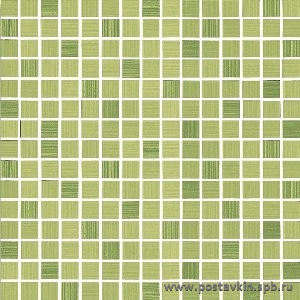 плитка 1000Tracce 301030 Mosaico Millle Verde
