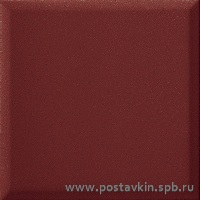 плитка Quark 301161 Sirio Bordeaux