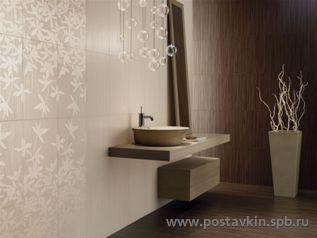 керамическая плитка для ванной дизайн фото в квартире #10