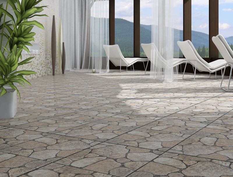 плитка Gracia Ceramica Patio в интерьере