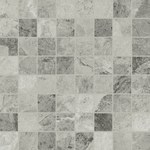 плитка Charme Extra Silver Mosaico Lux