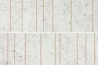 плитка Charme Extra Wall Carrara Inserto Golden Line