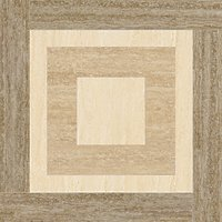 плитка Travertino Floor Inserto Night Silver