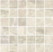 плитка Thrill Mosaico 5,25x5,25 Bone