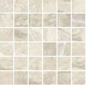 плитка Thrill Mosaico 5x5 Bone