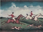 плитка Grand Elegance Fox Hunting B