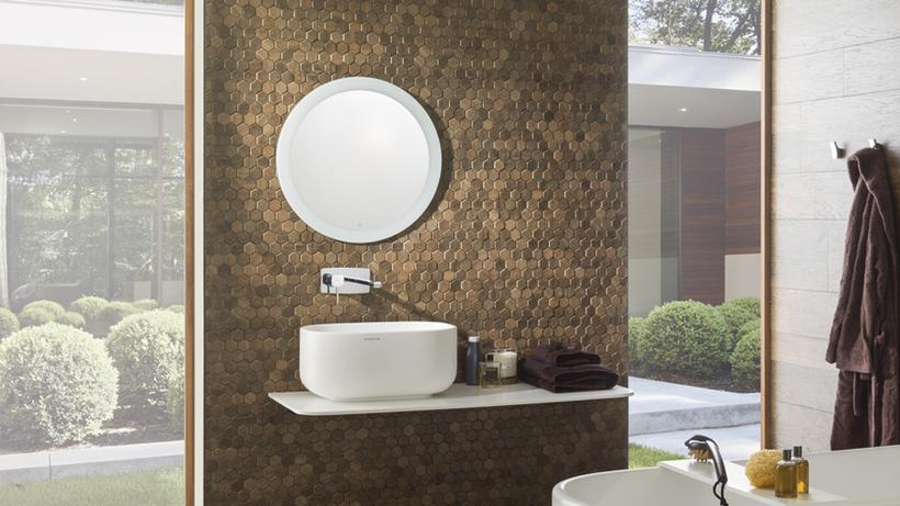 плитка Porcelanosa Forest в интерьере