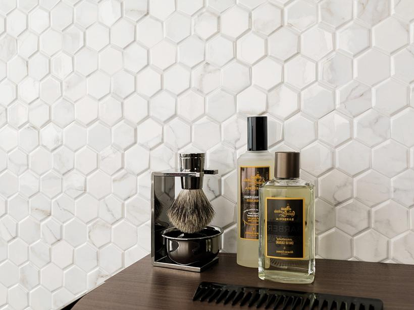 фото плитки Forest Porcelanosa в интерьере