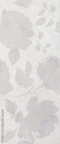 плитка Royal Onyx Inserto Bloom Grigio
