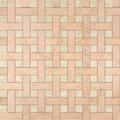 плитка Palace Rivestimenti 0008761 Mosaico Chesterfield Rosa Almond