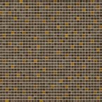 плитка Palace Living Gold 040058 Mosaici Tessera Nero Gold