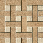 плитка Palace Living Gold 118030 Mosaici Chesterfield Beige Almond
